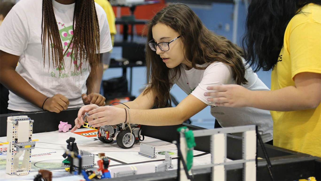 Banner Image for HWCDSB hosts FIRST LEGO League (FLL) Hamilton Qualifier