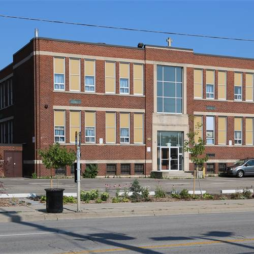Sale of Board property – Former Holy Family Catholic Elementary School building and property